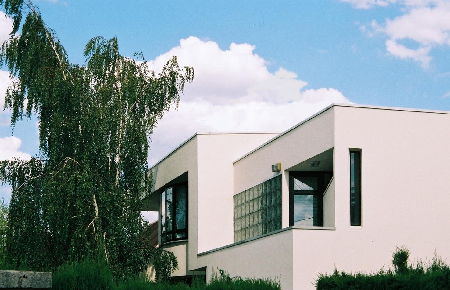villa pallisco vitry val de marne denis humbert. Black Bedroom Furniture Sets. Home Design Ideas