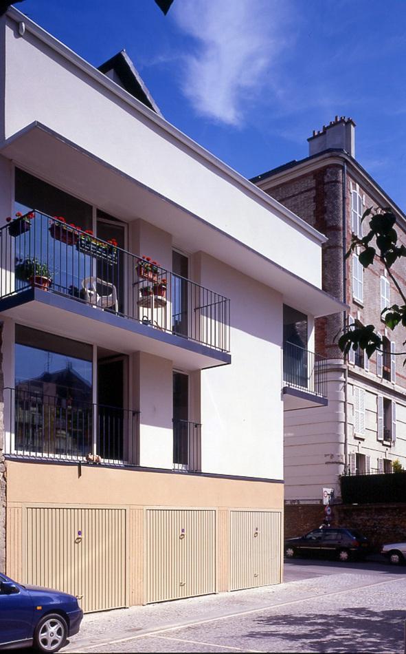 Logements en duplex maisons alfort val de marne denis for Appart hotel maison alfort