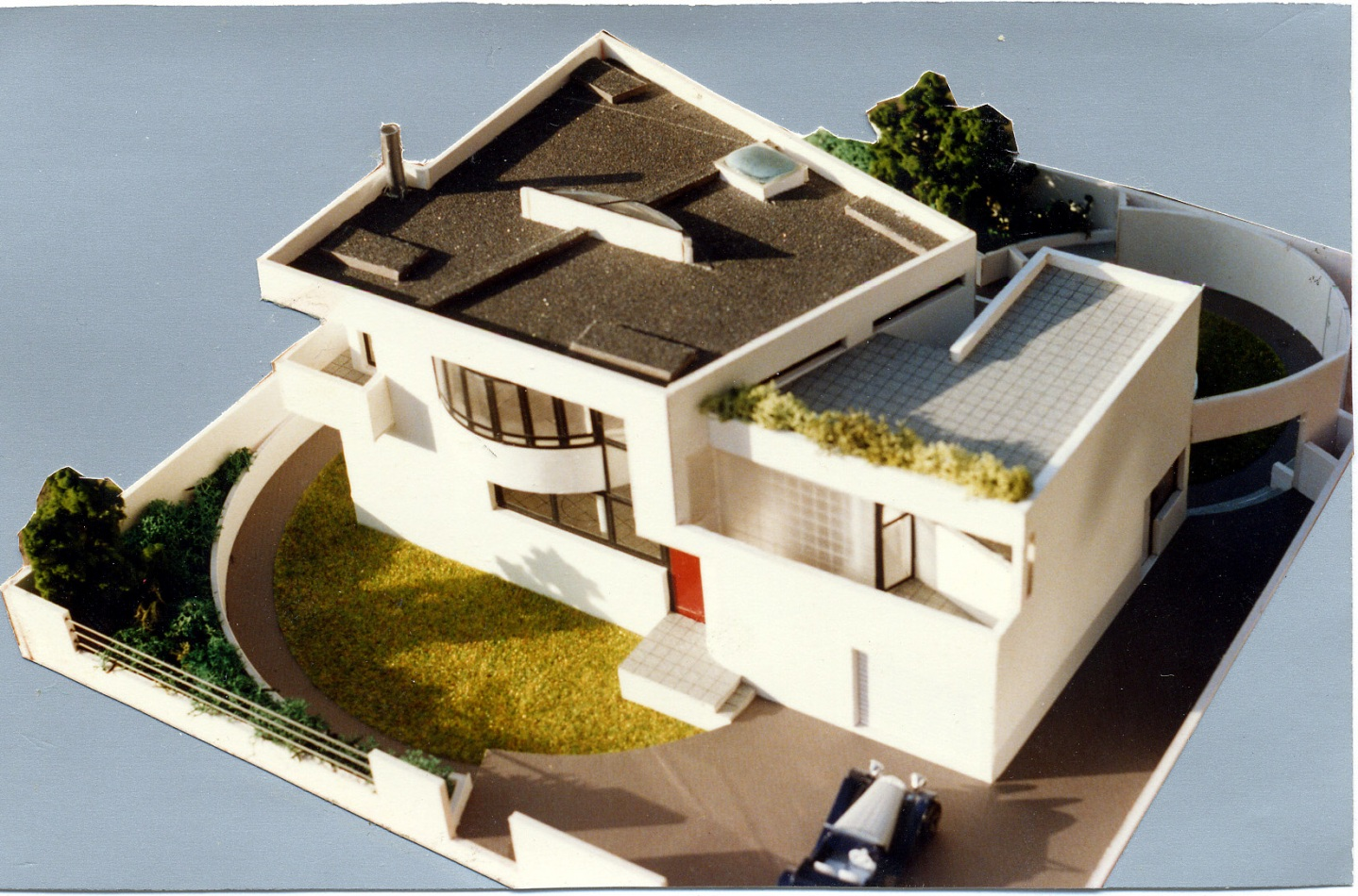 Villa pallisco vitry val de marne denis humbert for Comment concevoir mes propres plans de maison