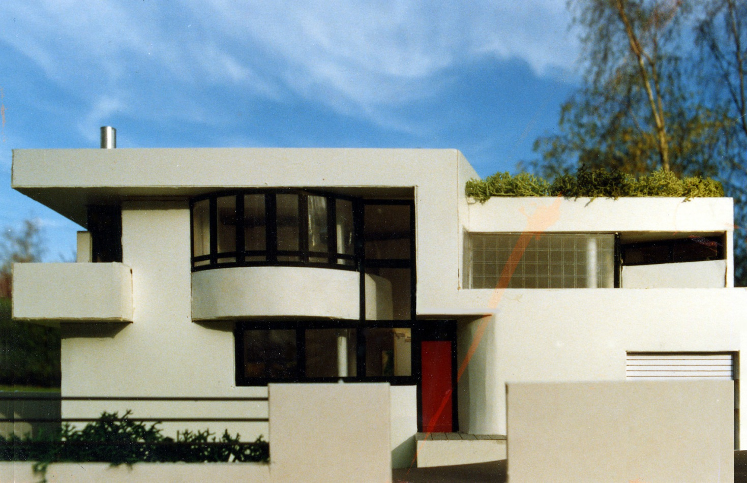 villa pallisco, vitry (val-de-marne) - denis humbert
